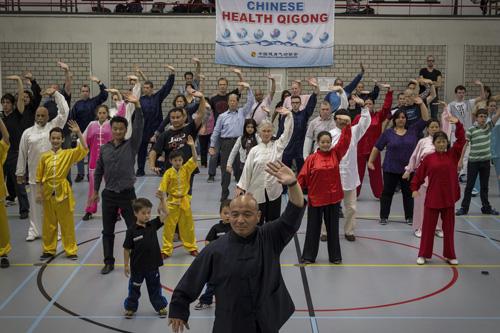 First Open European Health Qigong & Traditional Wushu Championships 2014
