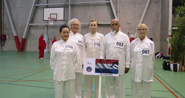2nd European Health Qigong Games