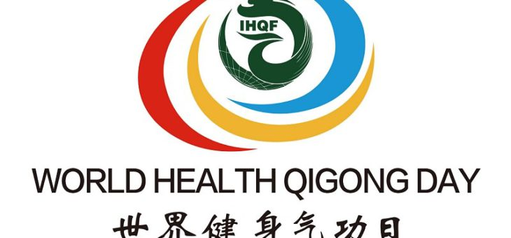 Wereld Health Qigong Dag werd wereldwijd gevierd