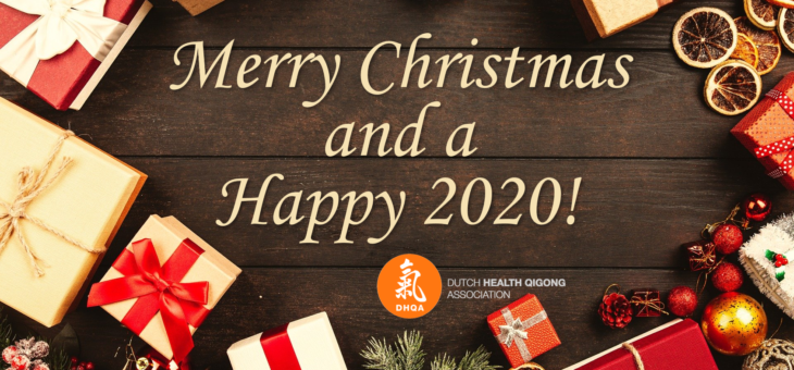 Merry Christmas and a Happy 2020!